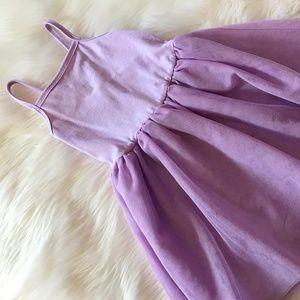Old Navy Lavender Purple Tutu Spring Dress 3T